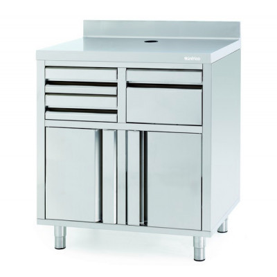 """Coffee machine table """"Infrico"""" MCAF 820"""