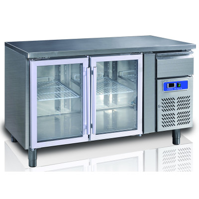 """Refrigerated counter """"Coolhead"""" GN2100TNG"""