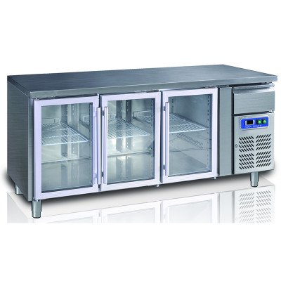 """Refrigerated counter """"Coolhead"""" GN3100TNG"""