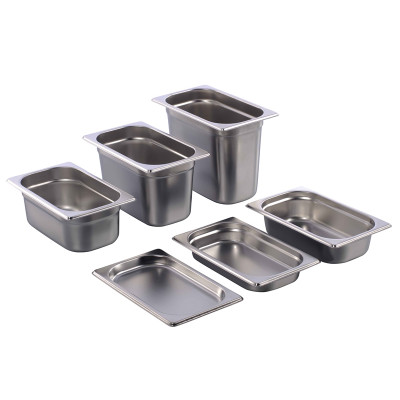"""Gastronorm containers """"Contacto"""" GN 1/4"""