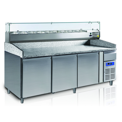 """Pizza counter """"Coolhead"""" PZ 3600+VRX/38"""