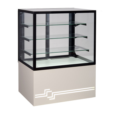 "Refrigerated showcase ""Unis Cool"" CUBE II 1500"