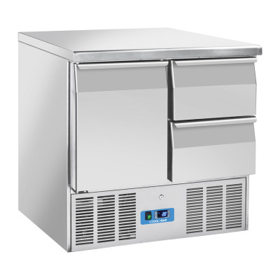"""Refrigerated saladette with 2 Drawers """"Coolhead"""" CRD 92A"""
